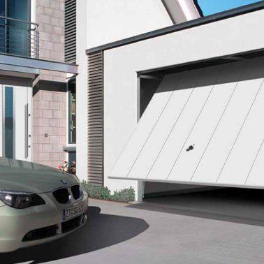 Porte battante garage automatique Hormann